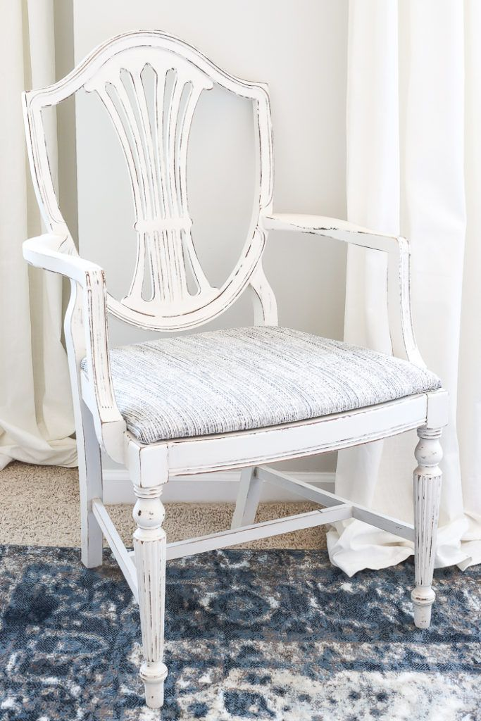 French Style Painted Master Bedroom Chair blesserhouse - A