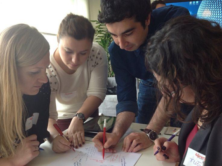 Yenilikçi Öğrenme Merkezi'nde #flipclass Eğitimi (Storehouse)