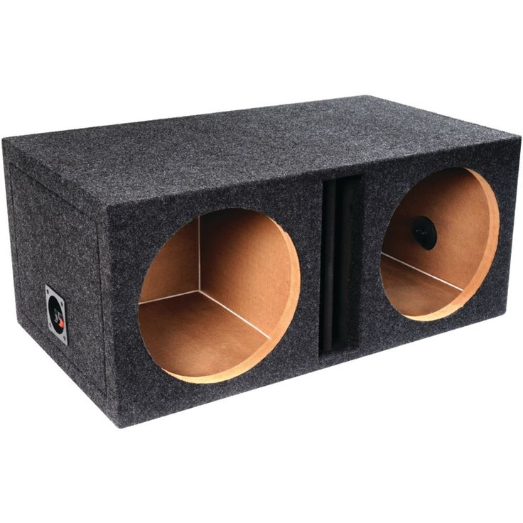 """Atrend Bbox Series Dual Vented Enclosure With Divided Chamber (10"""")"""
