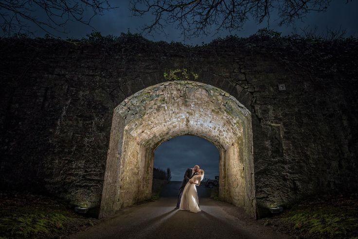 Under the bridge - recent wedding