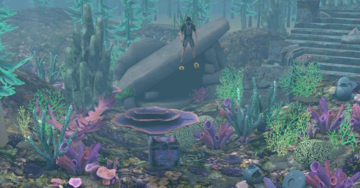 Sims  Island Paradise Treasure Chests