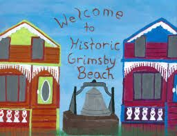 Image result for grimsby beach