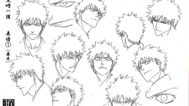Character Design Ref Sheet : Best reference sheets bleach images on pinterest
