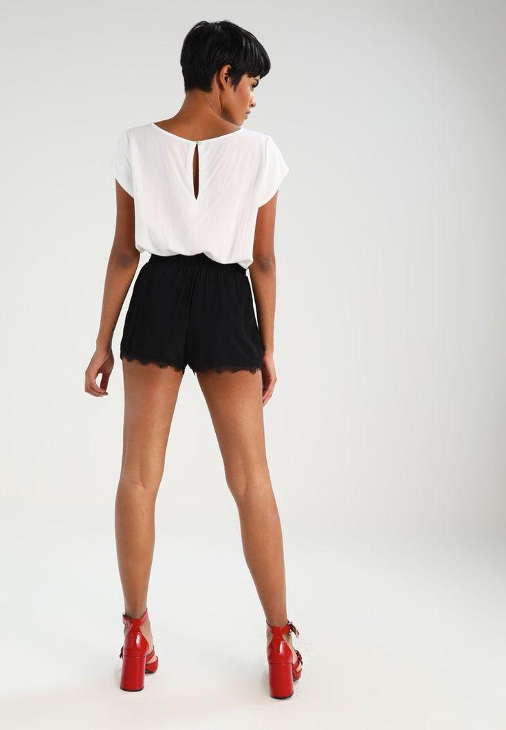 even odd shorts black zalando ch zalando shorts