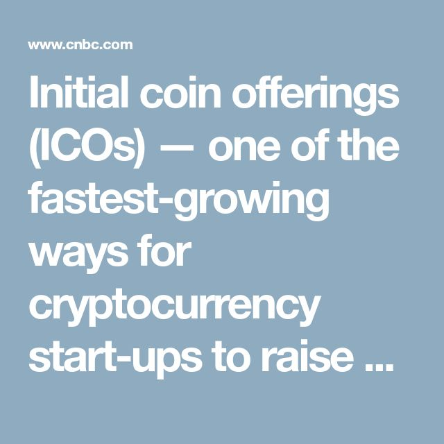 """Initial coin offerings (ICOs) — one of the fastest-growing ways for cryptocurrency start-ups to raise money — are """"absolute scams,"""" Wikipedia founder Jimmy Wales told CNBC.  ICOs are a way for start-ups to raise money by issuing a new cryptocoin, while users pay them bitcoin or ethereum. It's similar to crowdfunding but with digital money. This year, start-ups have raised $2.4 billion from ICOs, according to data website Coindschedule.com"""