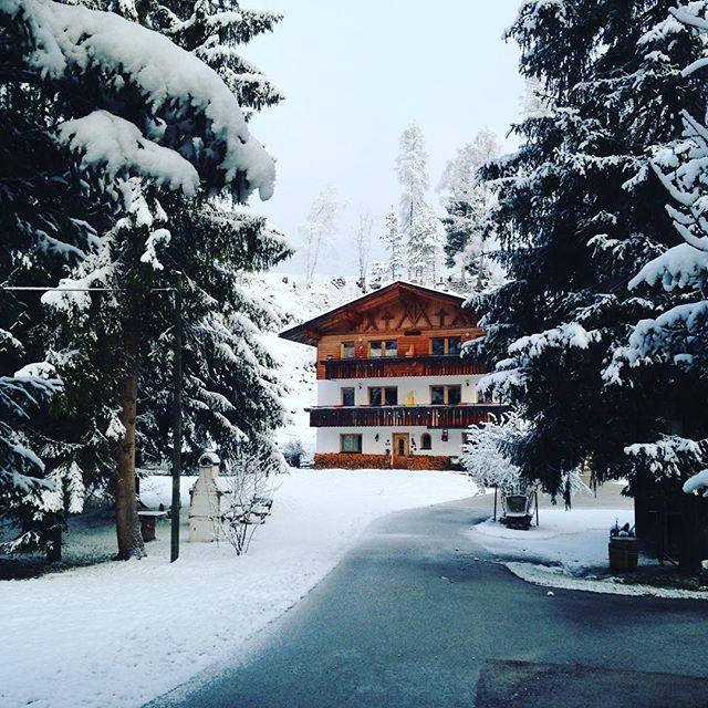 #vöstlhof #tirol #tyrol #winter #leutasch