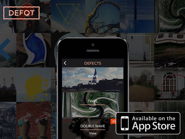 DEFQT for iPhone was finally released! Check it out on App Store https://itunes.apple.com/cz/app/defqt/id817026377?mt=8