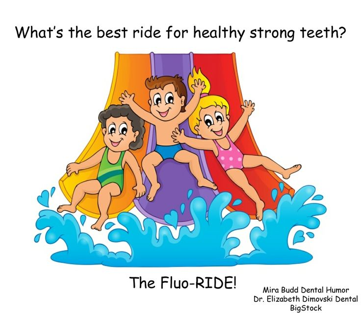 What's the best ride for healthy strong teeth? The Fluo-RIDE :) #dental   #Comic   #Humor   #Jokes   #dentist   #Brampton