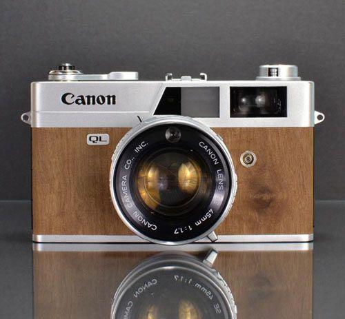 vintage camera | canon vintage rangefinder camera 1