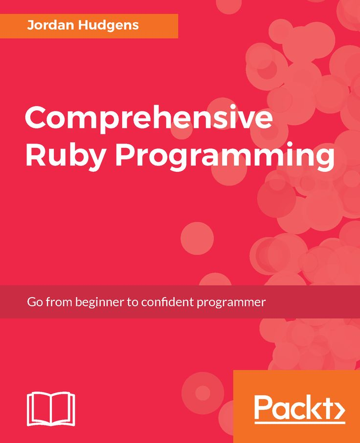 Comprehensive Ruby Programming from Packt