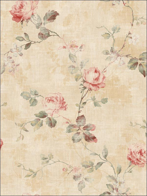 soft paper with roses