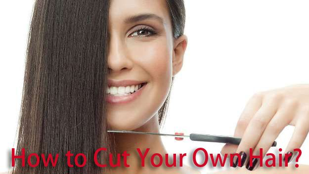 How to Cut Your Own Hair? - http://askhairstyles.com/how-to-cut-your-own-hair/ #Girl #Women #Hairstyles #Haircuts #AskHairstyles #ShortHairstyles #ShortHaircuts #LongHairstyles #LongHaircuts #HairColor #PopularHairstyles