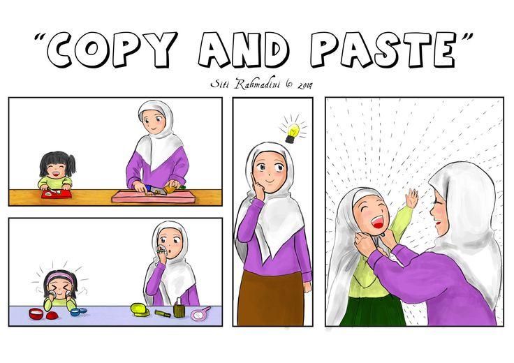 Copy and Paste by sitidini.deviantart.com on @DeviantArt