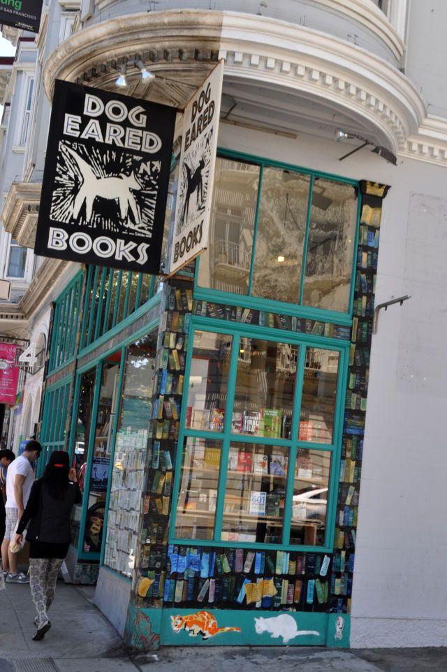 Who wouldn't want to peek inside Libreria Acqua Alta in Venice?