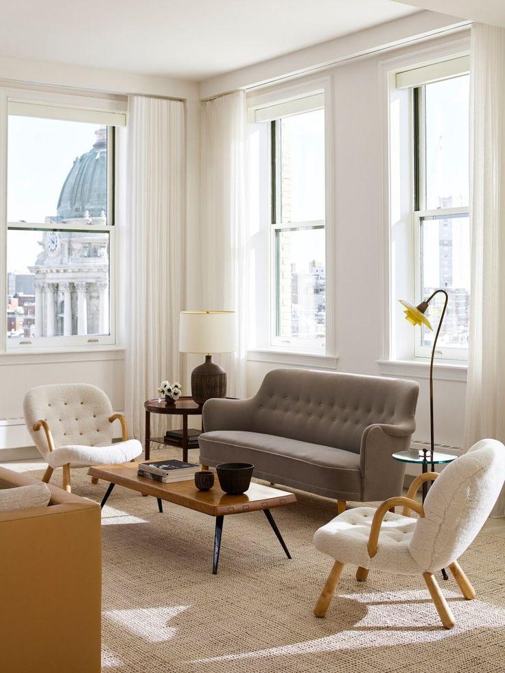 Step Inside a Super Stylish SoHo Penthouse 13