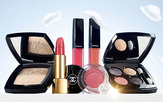 Beauty Report: Chanel Spring 2014 Jardin de Camelias Cosmetic Collection