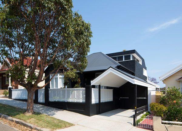 Victorian house gets modern update   Plastolux