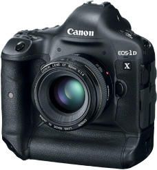 The NEW 1Dx - Most likely the last camera I would ever need to own.