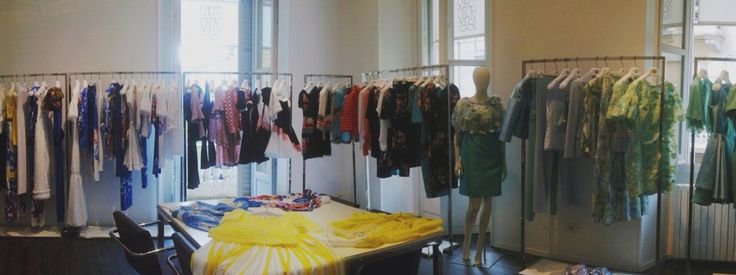 Have you ever been in our shoow room in Via Montenapolione? This week we will give you a good reason to do it! Be tuned! #mariagraziaseveri #style #fashion #bestoftheday #mfw2014 #fashionweek #milanfashioweek