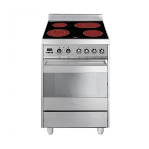SMEG 60CM ELECTRIC UPRIGHT COOKER
