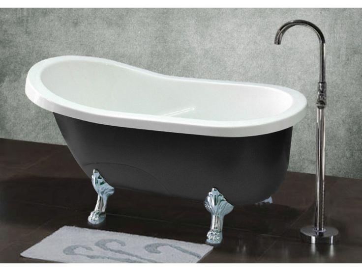 Les 25 meilleures id es concernant baignoire r tro sur pinterest maisons an - Baignoire retro acrylique ...