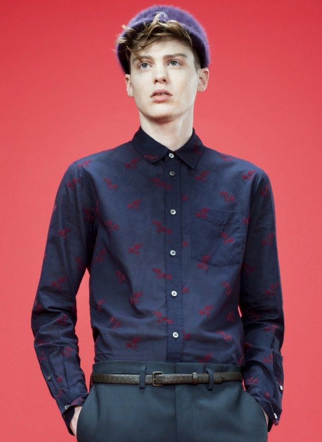 Marc by Marc Jacobs Pre-Fall 2013