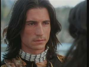Billy Wirth is quite veritably one of the most handsome Native American men I've ever seen <3