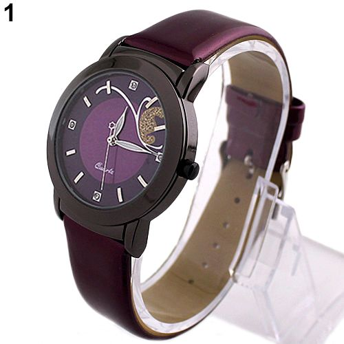 Women's Ladies Girl Butterfly Analog Quartz Gift Wrist Watches Luxury Dress Watches New Design 5DDU