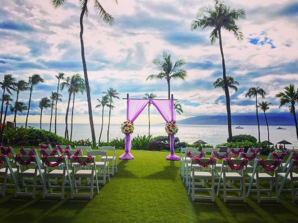 Enjoy Every Magical Moment Of Your Special Day When You Book One Our Magnificent Waterfront Maui Wedding Venues