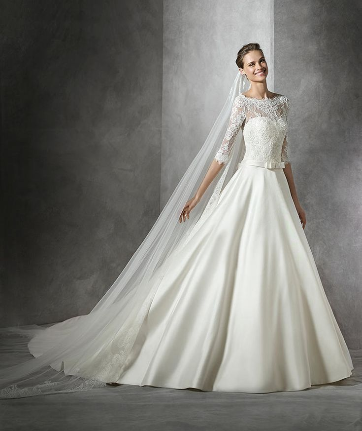 27 best Pronovias 2016 images on Pinterest | Homecoming dresses ...