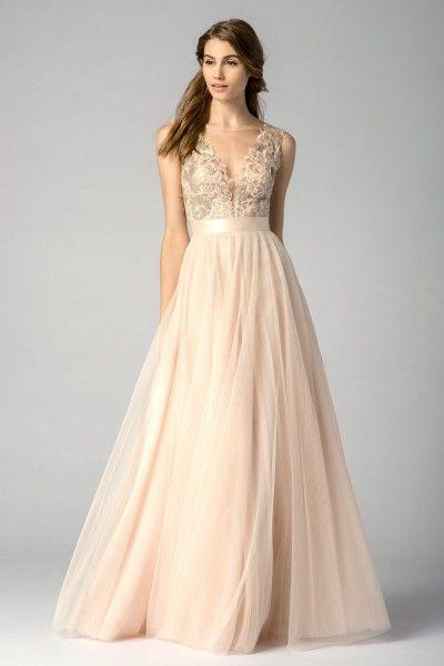 this dress! wow! Watters Maids Dress 7319i bridesmaids, lace, Birmingham weddings