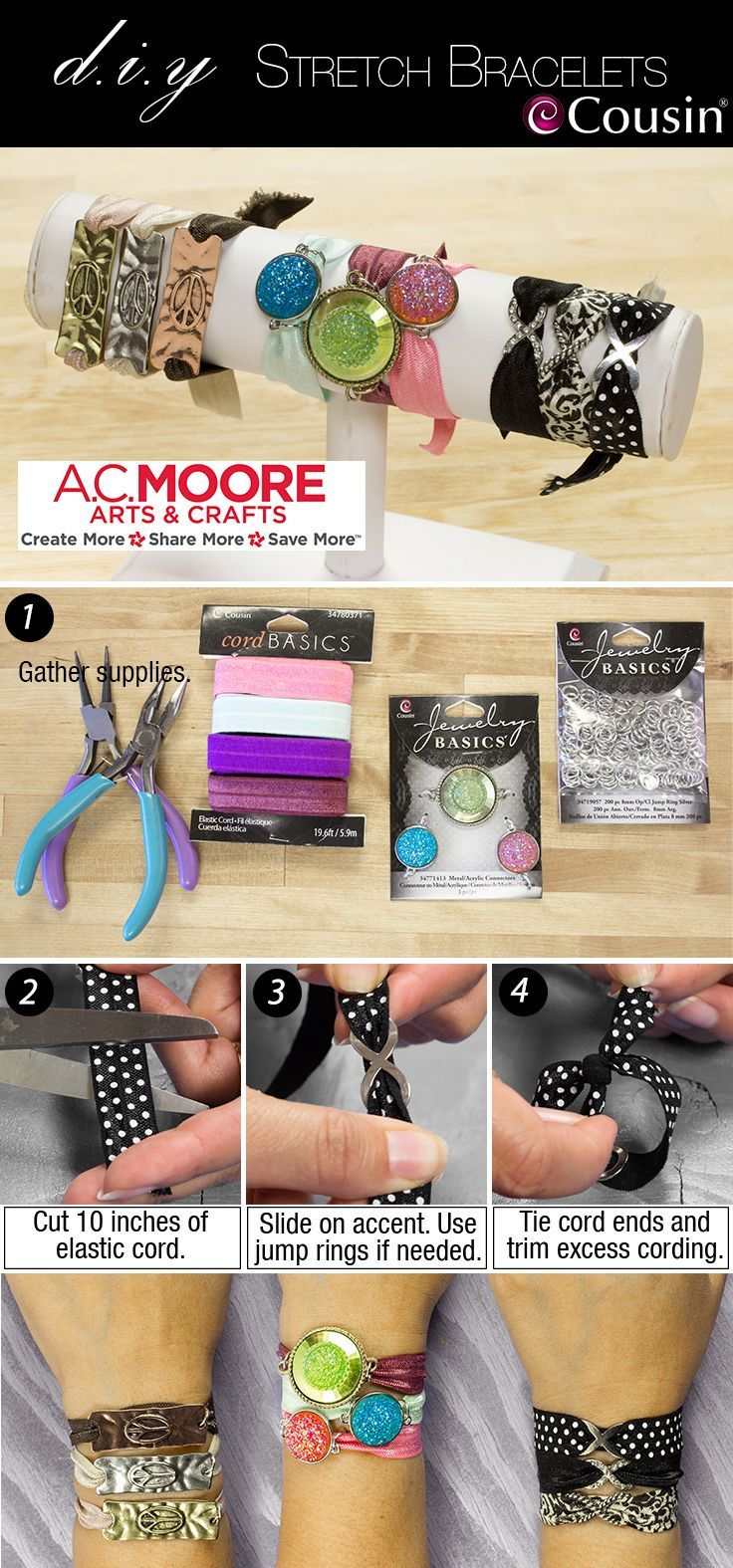 Tendance Bracelets  A.C. Moore