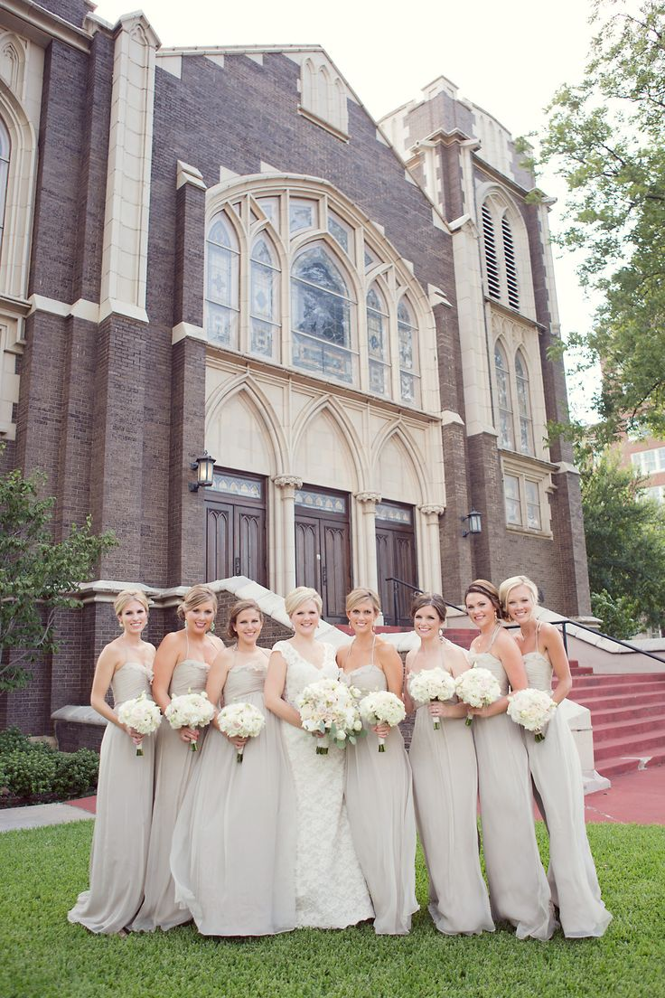 13 best bridesmaid dresses images on pinterest wedding joule hotel wedding champagne bridesmaid dresseswedding ombrellifo Choice Image