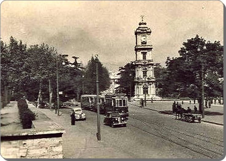 ✿ ❤ Bir Zamanlar İSTANBUL, Dolmabahçe - 1940 lar