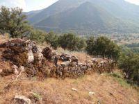 Ancient Acropolis of Paos in Kalavryta area Achaea region