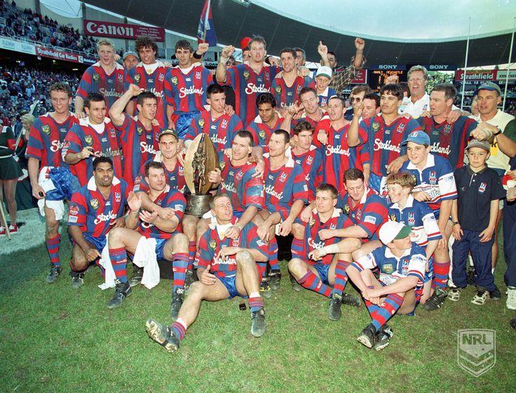 Newcastle Knights - 1997 #NRL Premiers
