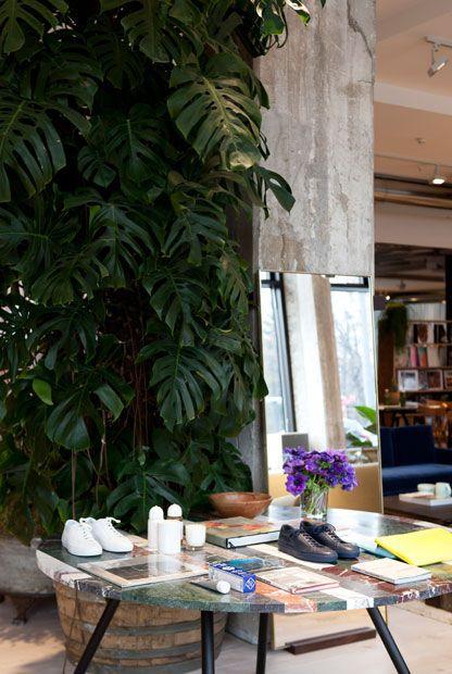 Isabel Marant, Avocado-Brote, Maniküre – im Erdgeschoss-Shop des Soho Haus Berlin bekommt man einfach alles.