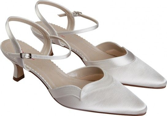 Annie Rainbow Club  Heel Height 5.5cm New for Bridal 2014. This perfectly pretty classic with delicate buckle and strap is finished with a s...