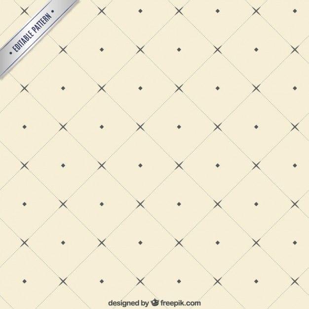 Площади шаблон в стиле ретро Бесплатные векторы