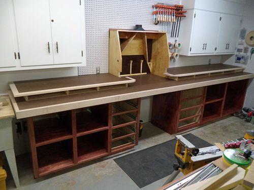 Miter Saw Bench Woodworking Pinterest Wood Working