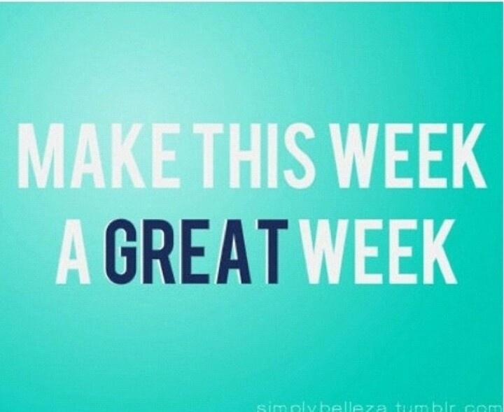 Image result for motivational first week back