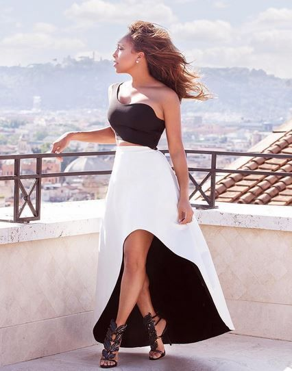 16 Pictures That Prove Mrs. Marjorie Harvey Is Literally Slaying The Fashion Game [Gallery] - http://urbangyal.com/16-pictures-that-prove-mrs-marjorie-harvey-is-literally-slaying-the-fashion-game-gallery/
