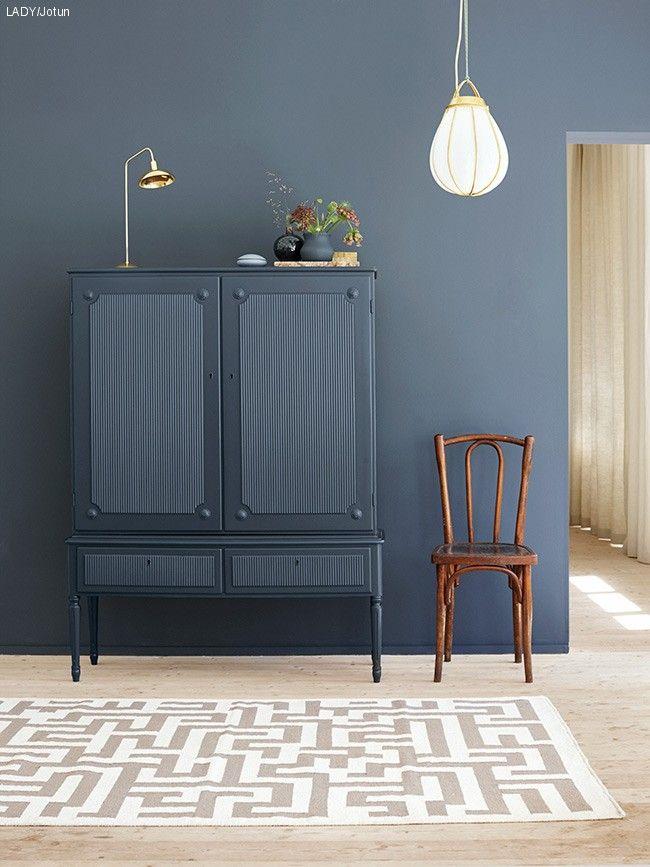 Plaza Interiør valgte Deco Blue - LADY Inspirasjonsblogg