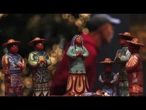 Tradiciones navideñas en México - YouTube