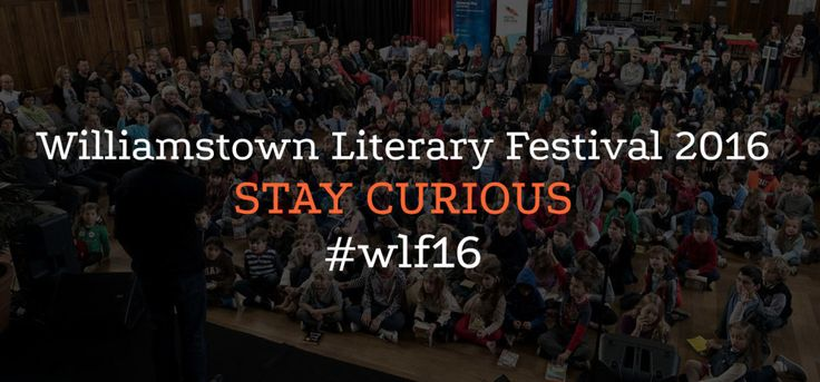 The HOT List: Williamstown Literary Festival 2016 - Top 10 events for families and kids http://tothotornot.com/2016/05/williamstown-literary-festival-top-10-events-families-kids/