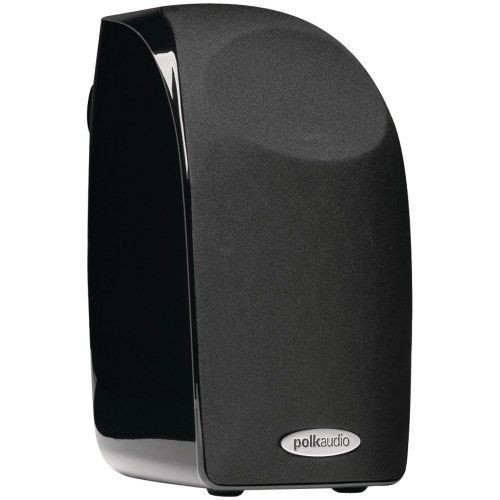 """Polk Audio TL 1 Sat Speaker (Each, Black) by Polk Audio. $59.99. Big Speaker Sound Without The Big Speaker Whether you're looking for your first home theater sub/sat system or want to upgrade to more performance, you're in for a big surprise in a small, compact package from Polk Audio. The predecessor to Blackstone TL, our RM series, was always about """"Big Speaker Sound Without The Big Speaker."""" Blackstone TL represents a significant leap forward, delivering an aston..."""