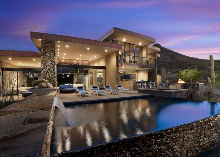 Tate studio architects designed the sefcovic residence located in scottsdale arizona usa with this project tate studio architects won the 2011 gold