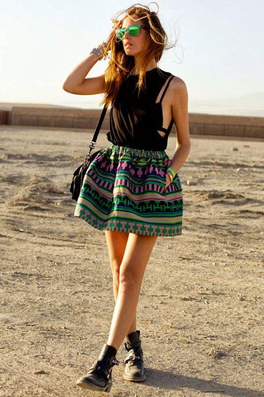 Une touche de rose: blog mode, photos, beauté, DIY, voyage, déco, cuisine: La jupe Patineuse :: DIY