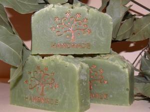 Рецепт натурального мыла с маслом лавра, Алеппское.