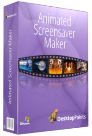 Animated Screensaver Maker 4.3.12 Crack + Serial Key